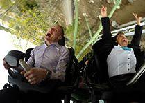 Парк развлечений Лисеберг: Американские горки
