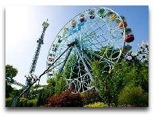 Парк развлечений Лисеберг: Колесо обозрения