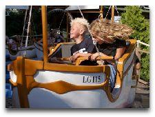 Парк развлечений Лисеберг: Лодки