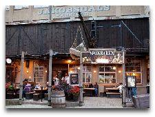 Парк развлечений Лисеберг: Рестораны