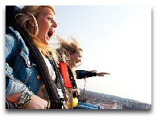 Парк развлечений Лисеберг: Свободное падение