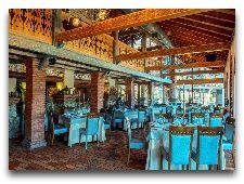 Ресторан Мельница (TSISKVILI): Зал Этно