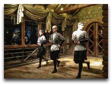 Ресторан Мельница (TSISKVILI): Танцы в ресторане