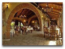Ресторан Мельница (TSISKVILI): Веранда ресторана
