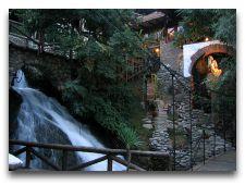 Ресторан Мельница (TSISKVILI): Водопад ресторана