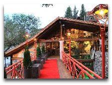 Ресторан Мельница (TSISKVILI): Территория ресторана