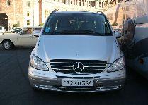 Mercedes Viano (5 чел.)