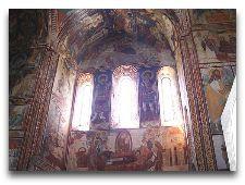 Основные объекты посещения в Грузии: Гергетская церковь