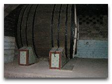 Милештий Мичь: Бочки подземного города
