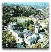 Экскурсии по Черногории: Цетиньский монастырь