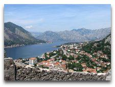 Экскурсии по Черногории: г. Котор и Боко-Которская бухта