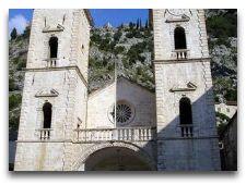 Экскурсии по Черногории: собор Св. Трифона