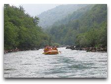 Экскурсии по Черногории: р. Тара - на маршруте