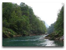 Экскурсии по Черногории: р. Тара - спокойная