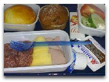 Расписание движения самолетов Москва - Минск - Москва: Завтрак в самолетах Белавиа