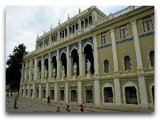 Музеи и Театры Баку