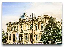 Музеи и Театры Баку: музей искусств