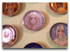 Музей прикладного искусства: Настенные тарелки
