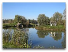 Парки Несвижа: Марысин парк