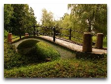 Парки Несвижа: Английский парк