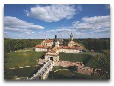 Несвижский замок: Вид на Несвижский замок
