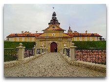 Несвижский замок: Въездная башня