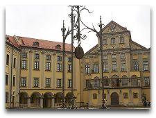 Несвижский замок: Колодец