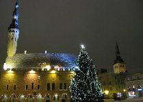 Новогодняя ночь в отеле Таллинк Спа & Конференс