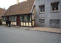 Дом, где жил Андерсен