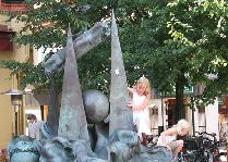 Город Оденсе: Летающий сундук
