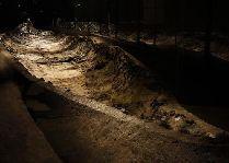 Город Оденсе: Отпечаток корабля-могилы Lanby
