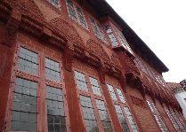 Город Оденсе: Украшения домов