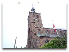 Город Оденсе: Кафедральный собор