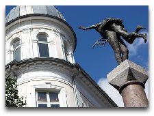 Город Оденсе: Пастушка и трудочист
