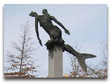Город Оденсе: Русалка