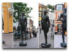 Город Оденсе: Стойкий оловянный солдатик