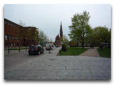 Город Оденсе: Центр города