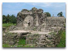 Однодневные экскурсии по Батуми: Гонио-Апсаросская крепость и Батумский государственный музей