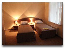 Описание номеров отеля Dzintars: Номер стандарт улучшенный