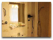 Описание номеров отеля Dzintars: Номер двухместный эконом