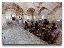 Дворцовый комплекс Ширваншахов: Музей во дворце