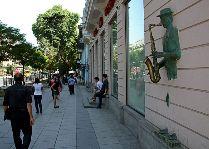 Памятники Тбилиси: Скульптура