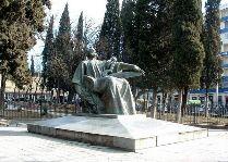 Памятники Тбилиси: А.Церетели