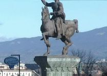Памятники Тбилиси: Давид строитель