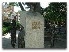 Памятники Тбилиси: Памятник Софико Чаурели
