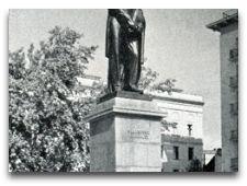 Памятники Тбилиси: Памятник А. С. Грибоедову