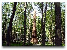 Памятники Витебска: Памятник героям Отечественной войны 1812 года