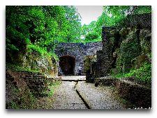 Парк Тойла-Ору: Грот Серебрянный ручей