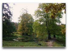 Парк Тойла-Ору: Искуственные озера в парке