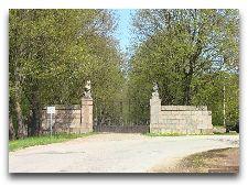 Парк Тойла-Ору: Медвежьи ворота